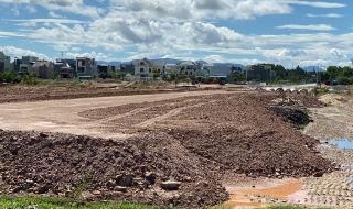 """Quảng Ngãi: Nhan nhản dự án đất ở, khu dân cư \""""bé như lỗ mũi\"""""""
