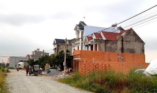 """Bình Dương: 124 căn nhà \""""mọc\"""" trái phép trong Khu dân cư An Trung"""