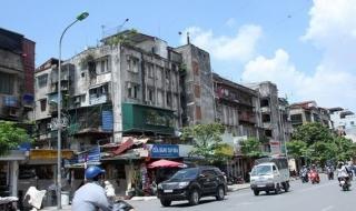 Hà Nội quy hoạch cải tạo, xây dựng 28 chung cư cũ