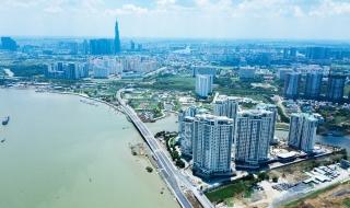 Sông nước nâng giá trị bất động sản