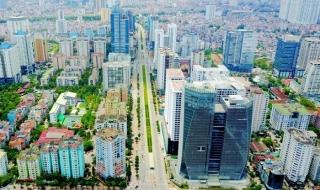 Hà Nội: Nguồn cung văn phòng hạng A sẽ được cải thiện trong thời gian tới