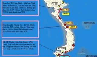 Bộ trưởng GTVT: 10 năm tới sẽ có thêm 4.000-5.000km đường cao tốc