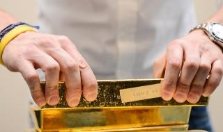 Giá vàng cao nhất 6 năm khi nhà đầu tư mua mạnh