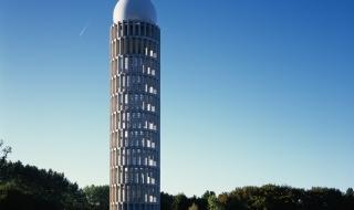 Khám phá tháp không phận tại vùng cao nguyên Saclay