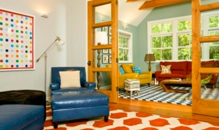 Xu hướng trang trí thảm trải sàn cho nhà