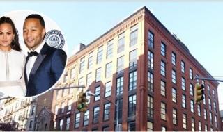 Ngắm căn hộ áp mái hơn 9 triệu USD của cặp đôi John Legend và Chrissy Teigen