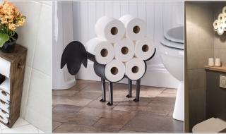 Sáng tạo thú vị trong phòng tắm nhà bạn