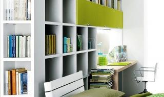 Thiết kế phòng làm việc tại nhà có diện tích hạn chế