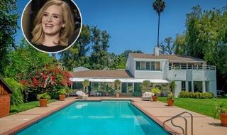 Biệt thự 10,65 triệu USD của ca sĩ Adele tại Beverly Hills