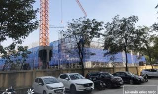 Tiến độ dự án Phương Đông Green Park tháng 12/2019