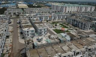 Tiến độ thi công dự án Phúc An City Long An tháng 8/2019