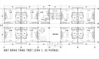 Mặt bằng chi tiết dự án Eagles Valley Residences Đà Lạt