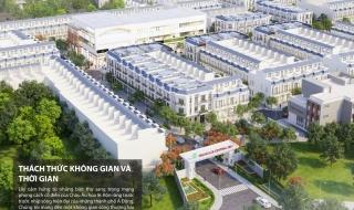 Phối cảnh tổng thể dự án khu dân cư Thắng Lợi Central Hill