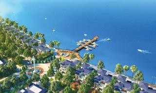 Phối cảnh dự án Ha Tien Venice Villas