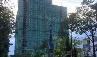Tiến độ xây dựng dự án Monarchy Đà Nẵng tháng 06/2019