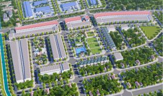 Phối cảnh dự án Nghĩa Hành New Center