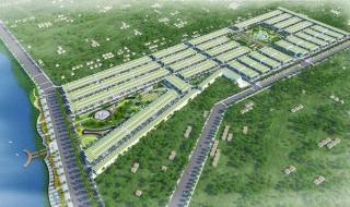 Phối cảnh dự án Hiệp Phước Harbour View Long An