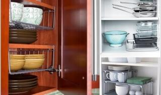 10 ý tưởng thông minh lưu trữ trong nhà bếp
