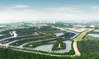Phối cảnh biệt thự khu đô thị Ecopark Grand - The Island