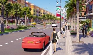 Phối cảnh dự án khu đô thị Sun Grand City Nam Phú Quốc