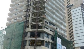 Tiến độ dự án Hilton Garden Inn Da Nang đầu tháng 9/2019