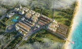 Phối cảnh dự án Sim Island Phú Quốc