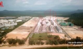 Tiến độ dự án Grand World Phú Quốc tháng 1/2020