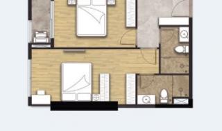 Mặt bằng chi tiết dự án căn hộ C SkyView Bình Dương