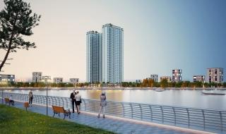 Phối cảnh dự án Phú Tài Residence