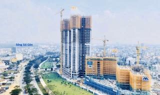 Tiến độ thi công dự án Eco Green Sài Gòn tháng 10/2019