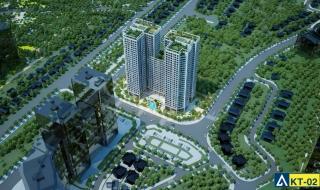 Tiến độ dự án Chung cư Tecco Tower Thanh Trì