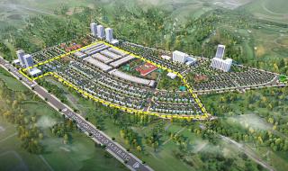 Phối cảnh dự án The Light City Vũng Tàu