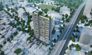 Căn hộ mẫu dự án Galaxy Tower Nguyễn Xiển