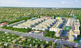Phối cảnh dự án Lotus New City Long An