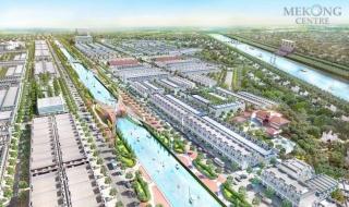 Phối cảnh dự án Mekong Centre Sóc Trăng