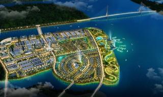 Phối cảnh tiện ích nội khu dự án King Bay