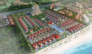Phối cảnh Khu nghỉ dưỡng Fusion Resort & Villas Đà Nẵng