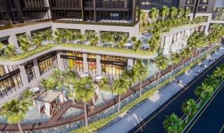 Tiện ích dự án Sunshine City Sài Gòn