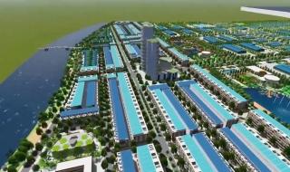 Phối cảnh dự án Mekong City Vĩnh Long