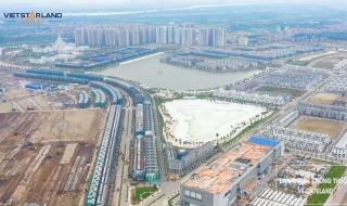 Tiến độ dự án Vinhomes Ocean Park Hà Nội tháng 3/2020