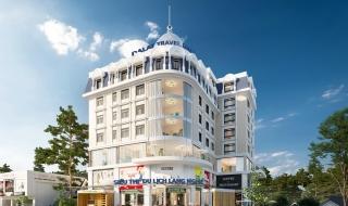 Phối cảnh tiện ích dự án Đà Lạt Travel Mall