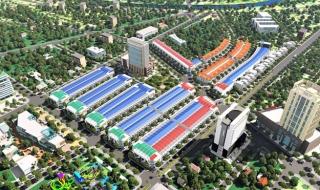 Phối cảnh dự án Quy Nhơn New City Bình Định