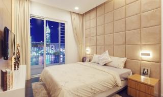 Căn hộ mẫu 3 phòng ngủ tại The Sun Avenue