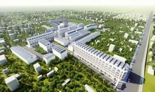 Phối cảnh dự án Wonder Home Bình Phước