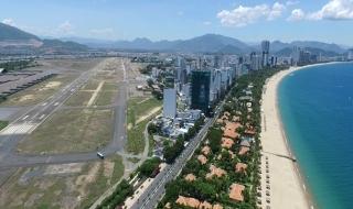 Tiến độ dự án khu đô thị Thương mại Dịch vụ Tài chính Du lịch Nha Trang