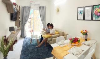 Căn hộ mẫu dự án Victoria Premium Tiền Giang
