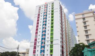 Tiến độ khu căn hộ 8X Plus ngày 14/7/2016