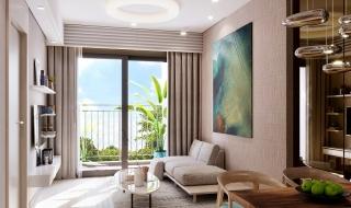 Căn hộ mẫu dự án Cửa Lò Beach Villa Nghệ An