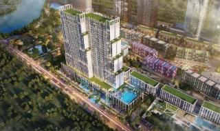 Phối cảnh dự án Golf View Luxury Apartment Đà Nẵng