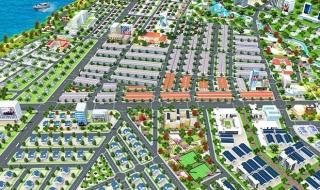 Thực tế tiến độ thi công khu đô thị thương mại Bien Hoa New Town 2